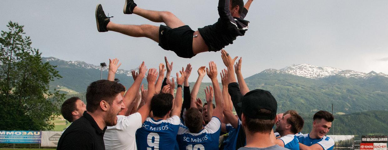 Wir sind Tiroler Liga