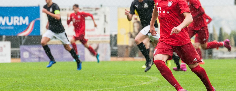 Bilder vom Spiel Bayern U17 - AKA Tirol U18