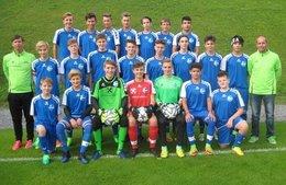 3. Sieg für die U16