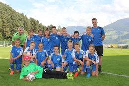Toller Erfolg der U13 Mannschaft in der Herbstsaison!