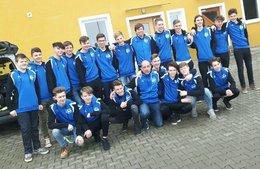 U 16 in Augsburg zu Gast
