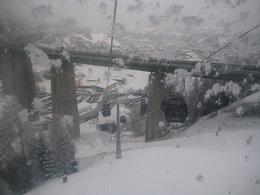 U14 Weihnachtsfeier Skifahren